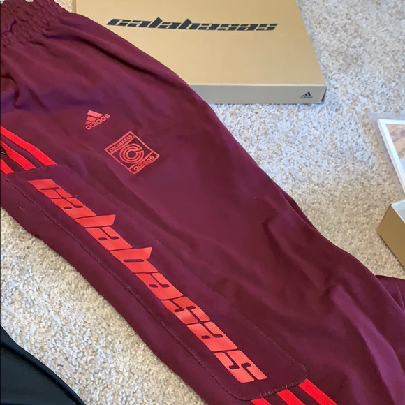 Yeezy Calabasas Trackpants Size L